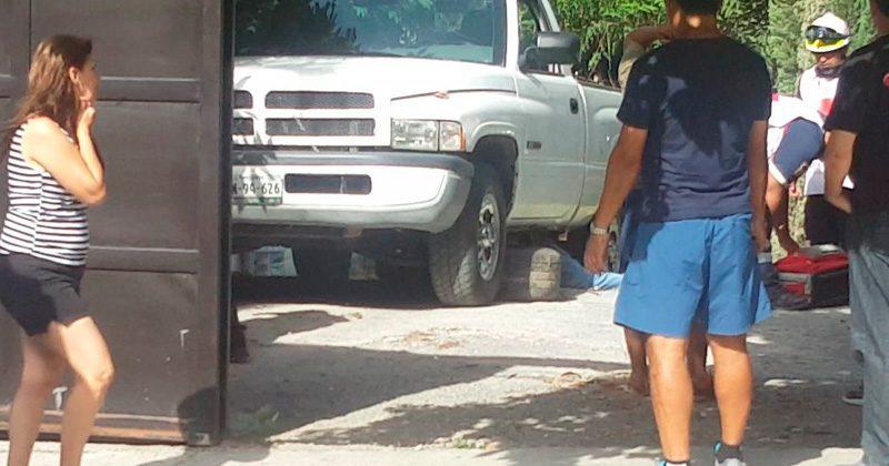 MUERE EX FUNCIONARIO EN TRÁGICO ACCIDENTE
