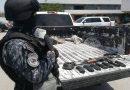 Federales aseguran vehículo y armas en Reynosa