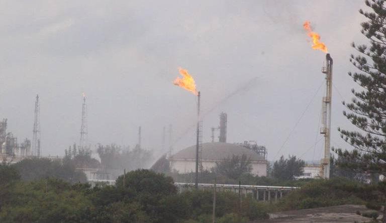 Siguen los flamazos en terrenos del CPG Arenque