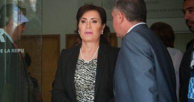 Rosario Robles comparecerá ante el Pleno de Diputados el 16 de octubre