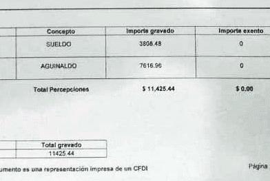 """MAESTRO """"DESTAPA FRAUDE"""" CON AGUINALDOS EN LA SECRETARIA DE EDUCACION DE CABEZA DE VACA EN TAMAULIPAS"""