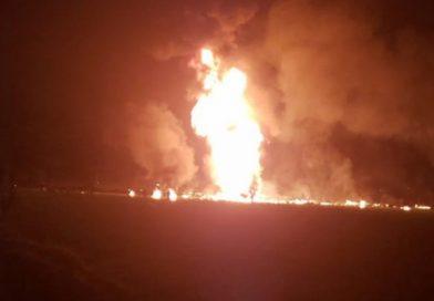 Explota ducto en Tlahuelilpan cuando personas recolectaban combustible; reportan decenas de quemados