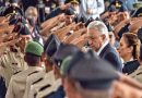 Ejército indispensable, dice AMLO