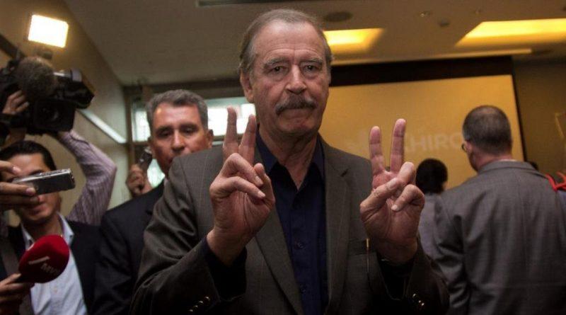 """Fox pide a AMLO conducir el país con mesura; """"please, no lo destruyan"""""""