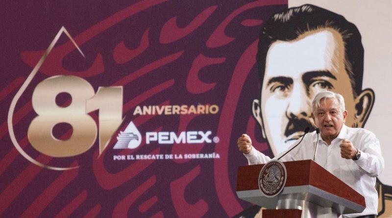 Los 3 funcionarios de Pemex participantes en La Estafa Maestra fueron separados del cargo el 11 de abril