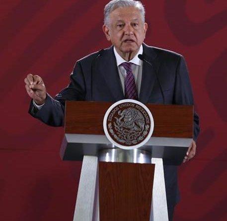 """AMLO celebra orden de aprehensión contra Mario Marín; """"me dio mucho gusto"""""""
